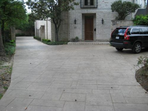Stamped Concrete Driveways (3)